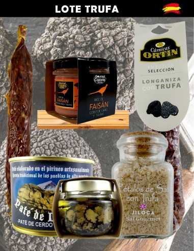 Lot Products with Truffle