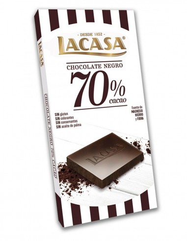 Chocolate Negro 70% Cacao