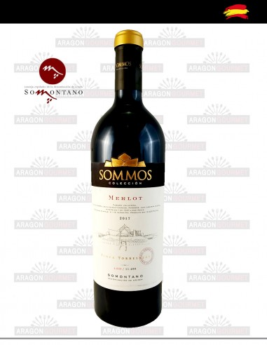 Sommos Collection red wine
