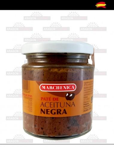 Pâté d'olives noires