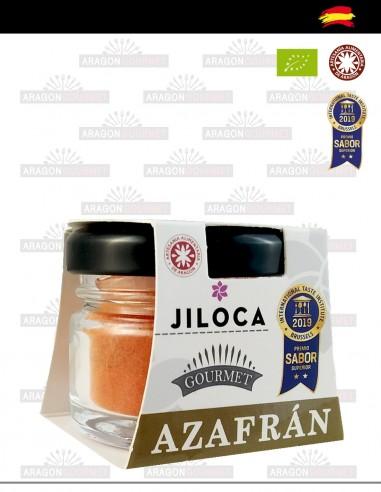 Jar of Organic Ground Saffron