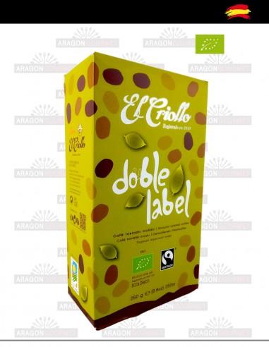 Café Eco Double Label