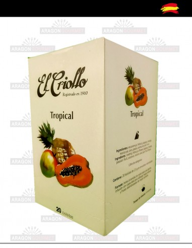 Infusion tropicale
