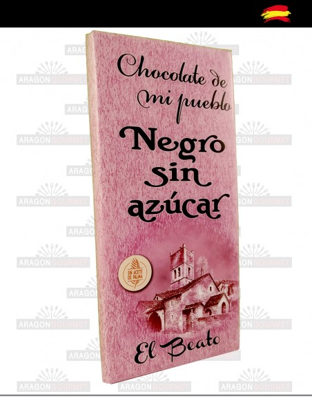 Black Chocolate without sugar