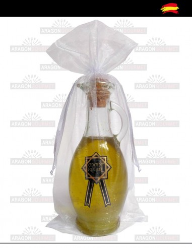 Oil with saffron jar 25cl original...
