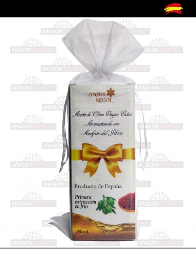 Wedding gifts oil with saffron...