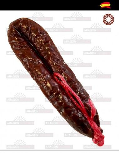 Cured Choriz with paprika