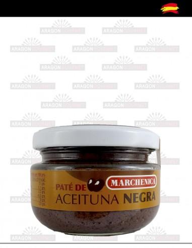 Black Olives Pate