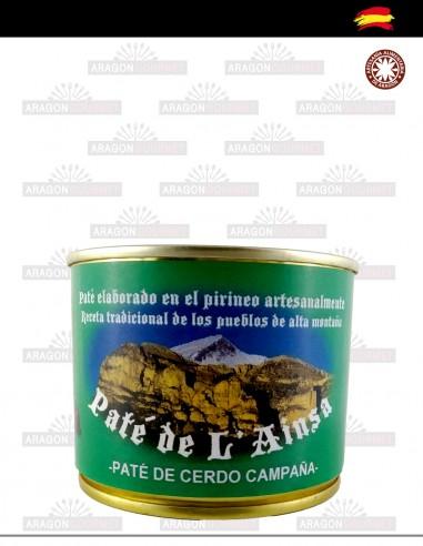 Campagne Pate De Porc