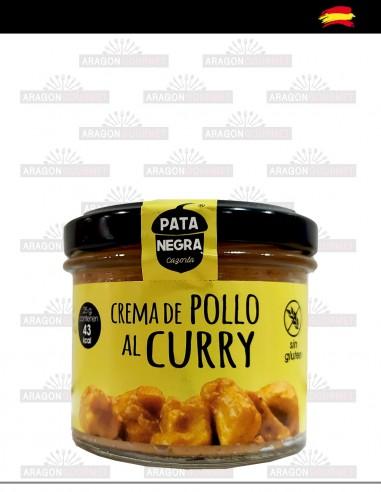 Pâté de poulet au curry