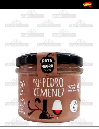 Pâté de Pedro Ximenez