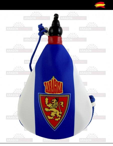 "Wine Bottle ""Real Zaragoza"""