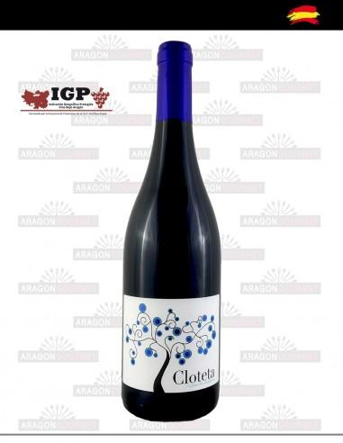 Indigenous Garnacha Cloteta Wine