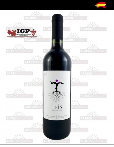 Teis Teruel red wine