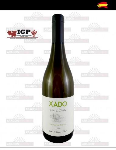 Xado vino blanco de teruel