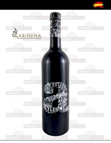 A de Ayles, Red Wine