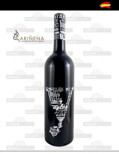 Y de Ayles Crianza, Red Wine