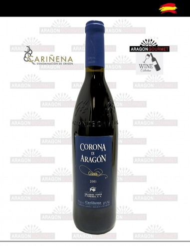 Corona de Aragón Crianza 2001