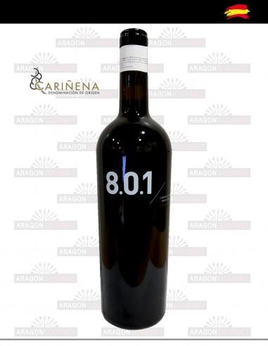 801 Limited Selectión Red Wine