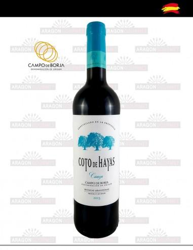 Coto de Hayas Crianza Red Wine