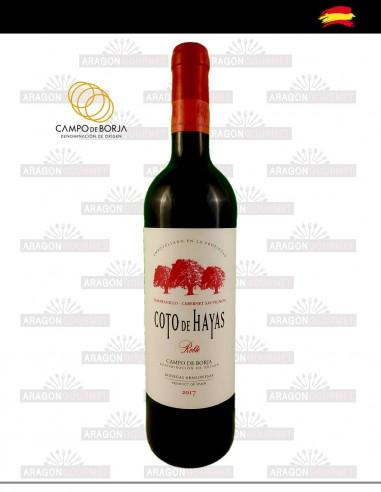 Coto de Hayas Roble Red Wine
