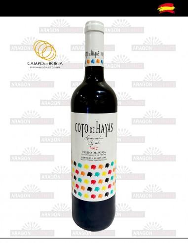 Coto de Hayas Garnacha Red Wine
